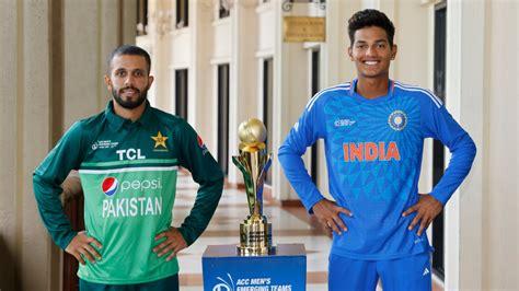 Live Cricket Score India Vs Pakistan Today