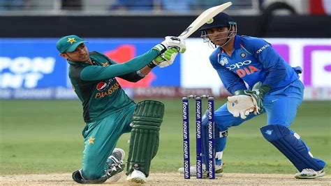 Live Cricket Scores India Vs Pakistan