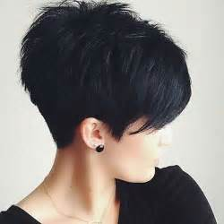 hairstyle short pixie haircut besides layered for