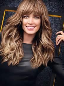 bangs hairstyles 2015