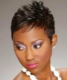 pixie hairstyles short black women 2012