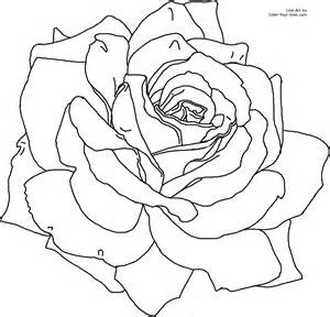 mothers day coloring pages roses – Free Large Images
