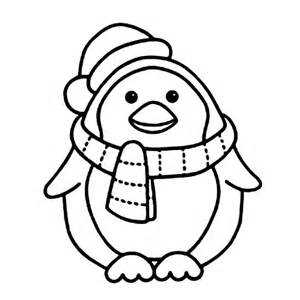Christmas Penguin Coloring Pages – AZ Coloring Pages