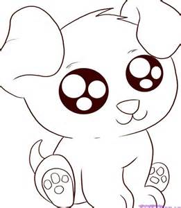 Cute cartoon animals coloring pages pictures 4