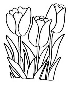 Flowers Coloring Pages