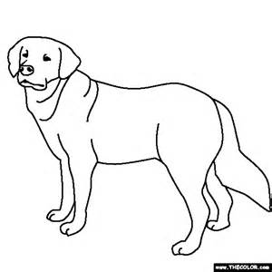 Dogs Online Coloring Pages | Page 2
