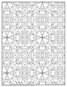 COLORING PAGES PATTERNS AND DESIGNS | Coloring Pages