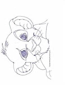 cub scar Colouring Pages (page 2)