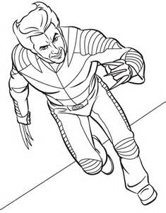 superhero coloring pages 2