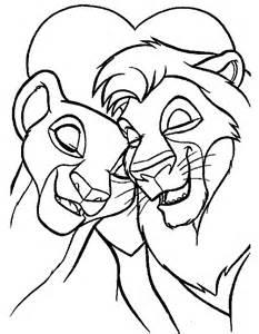 lion king coloring pages 4 lion king coloring pages 5
