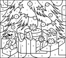 Very Hard Christmas Coloring Pages