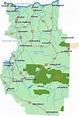 Map Of Central Oregon | Oregon Map
