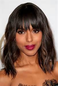 medium length layered hairstyles brunette 2015