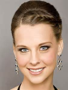 updo hairstyles medium length hair