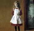 30 Oil Painting Portrait Of Girl