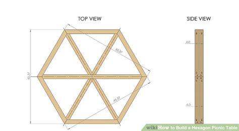 Carport Plans Shed Roof Hexagon Picnic Table Plans