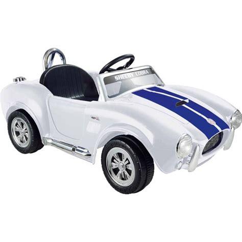 Cobra Battery Powered Kids Riding Cars Solar Powered