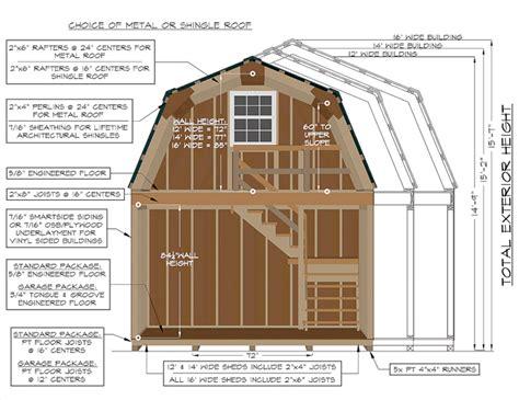 Free Storage Shed Build Plans 2 Story Storage Sheds