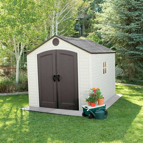 How To Build An Outdoor Shelf Lifetime Storage Shed