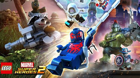 Lego Marvel Super Heroes 2 Coming This Fall Heavy