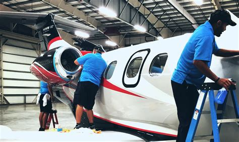 NeatFlight Aviation Aircraft Detailing Aircraft