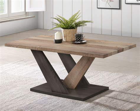 Plans For Diy Storage Coffee Table Pedestal Dining