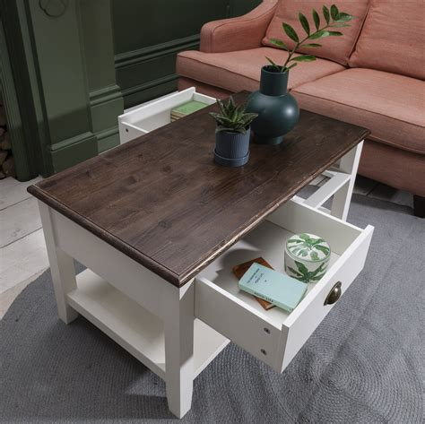Plans For Fold Out Coffee Dining Table Storage And