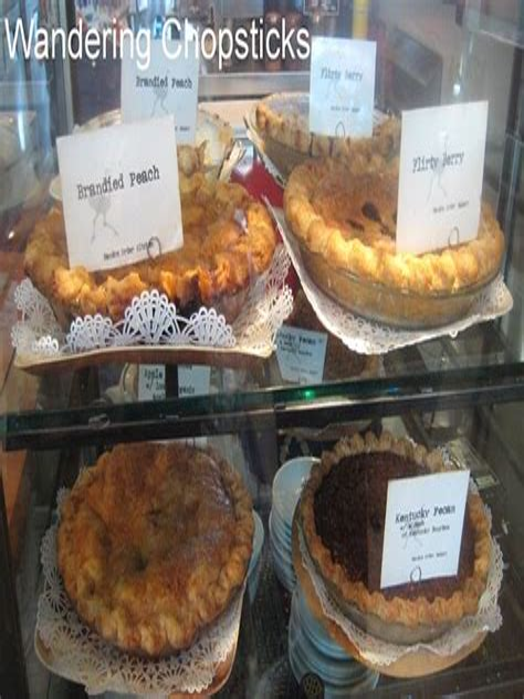 Portland Oregon Pie Random Order Coffeehouse Bakery