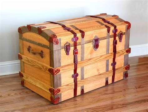 Trunk Chest Hardware WoodWorking Projects Plans