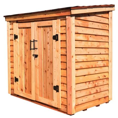 Vinyl Storage Sheds 3ft Wide By 6ft Tall Plans For