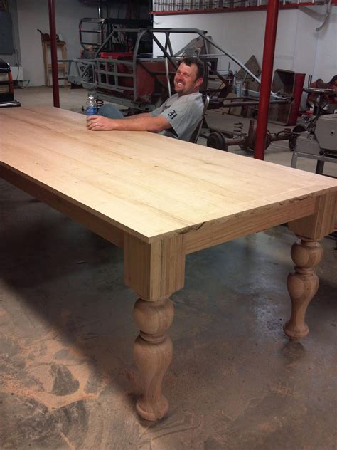 Woodworking Plans Dining Room Table Build It Yourself