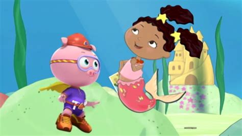 039 Super Why Super Why and the Little Mermaid YouTube