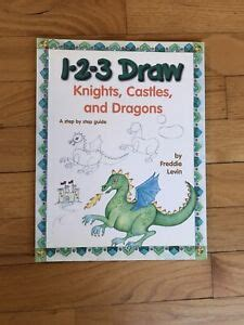 1 2 3 Draw Knights Castles and Dragons Freddie Levin