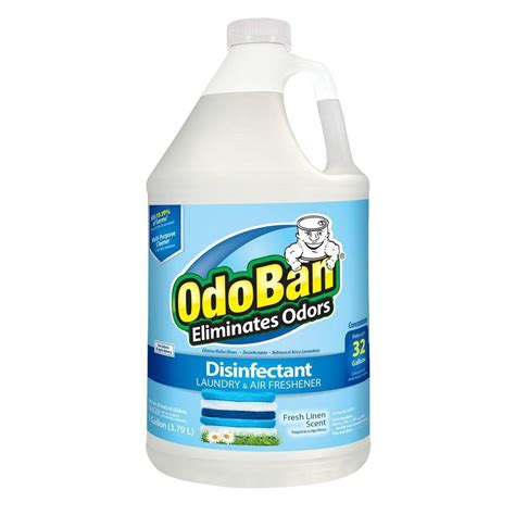 1 Gal Fresh Linen Disinfectant Laundry and Air Freshener