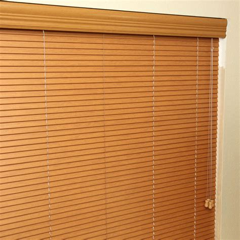 1 Inch Faux Wood Blinds Blinds