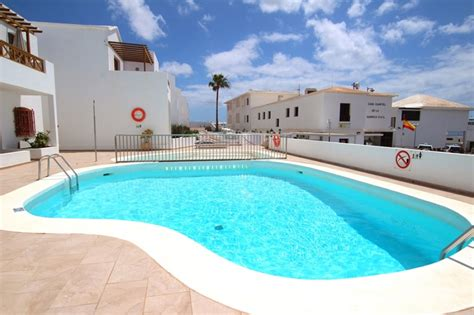 1 bedroom apartment with pool to let in Puerto del Carmen
