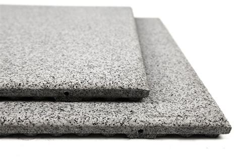 1 inch Monster Rubber Tiles Extreme Fitness Flooring