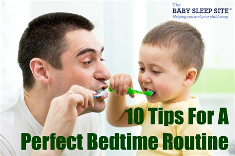 10 Bedtime Routine Tips Crafting a Perfect Baby or