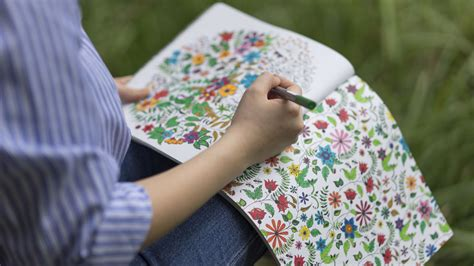 10 Colorful Facts About Coloring Books Mental Floss