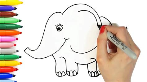 10 Easy Animal Drawings for Kids Vol 1 Step by Step Drawing Tutorials How to Draw Cute Animals