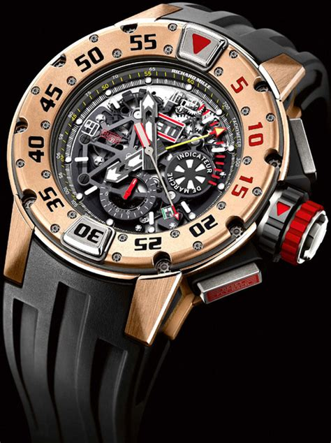 10 Exclusive Dive Watches for Men TheRichest
