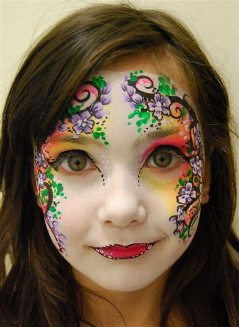 10 Fun And Easy Face Painting Ideas For Kids MomJunction