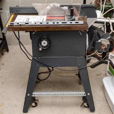 10 Inch Table Saw Sears Outlet