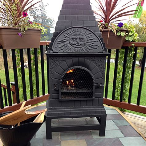10 Tips to Buying an Outdoor Fireplace The Blue Rooster