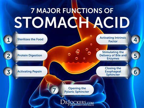 10 Ways to Improve Stomach Acid Levels DrJockers