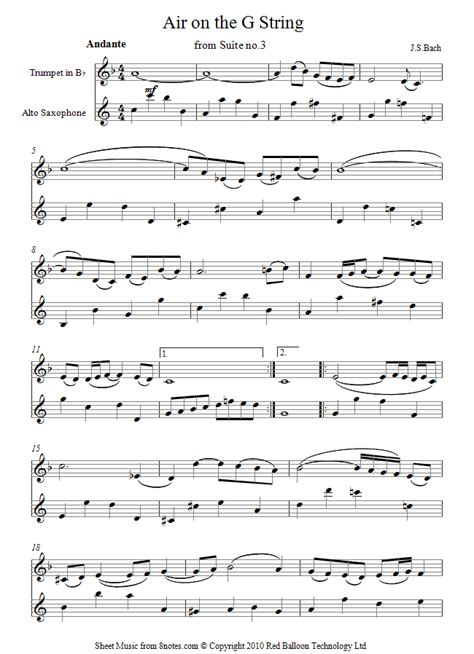 10 Jazz Duets For Trumpet And Alto Saxophone  music sheet