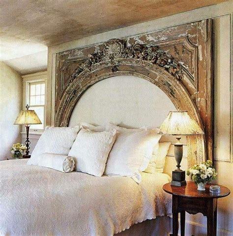 10 unusual headboard ideas for an original bedroom