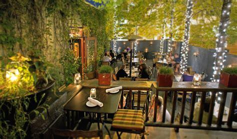 100 Best Outdoor Dining Restaurants in Canada for 2017