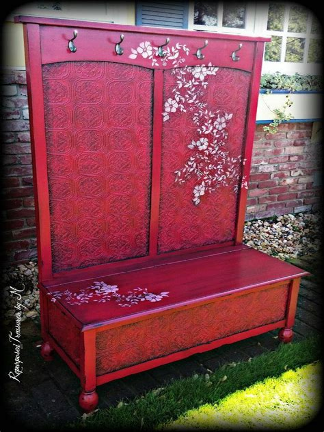 1000 ideas about Door Hall Trees on Pinterest Hall