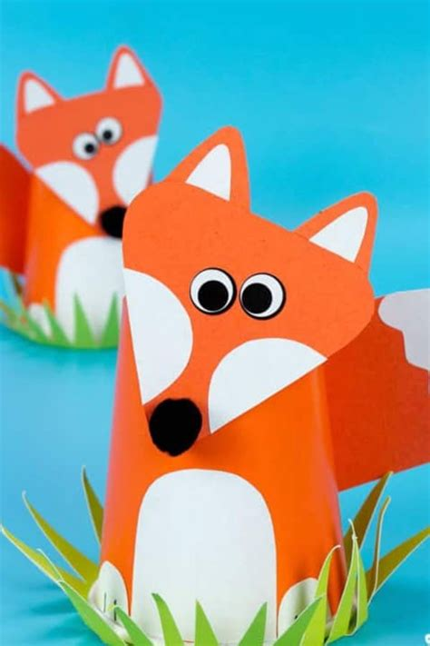 11 Easy paper crafts for kids 101 Craft ideas